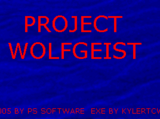 Project Wolfgeist