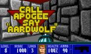 Aardwolfsign