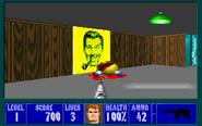 Wolfenstein Meets Pacman 2