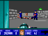 Thomas' Wolfenstein 3D