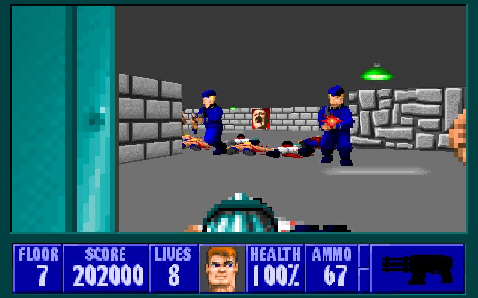 Wolfenstein 3d Online Spielen