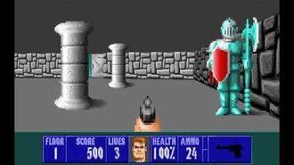 THE AWAKENING A Wolfenstein 3D Abomination