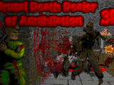Brutal Death Dealer of Annihilation