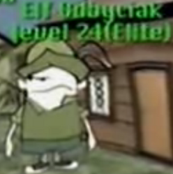 Elf odbyciak