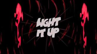 Major Lazer - Light It Up (feat. Nyla & Fuse ODG) Remix (Official Lyric Video)