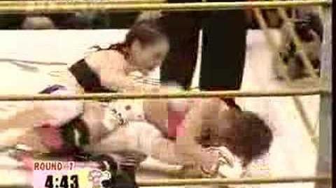 Megumi Fujii vs. Serin Murray (Broken Ankle)
