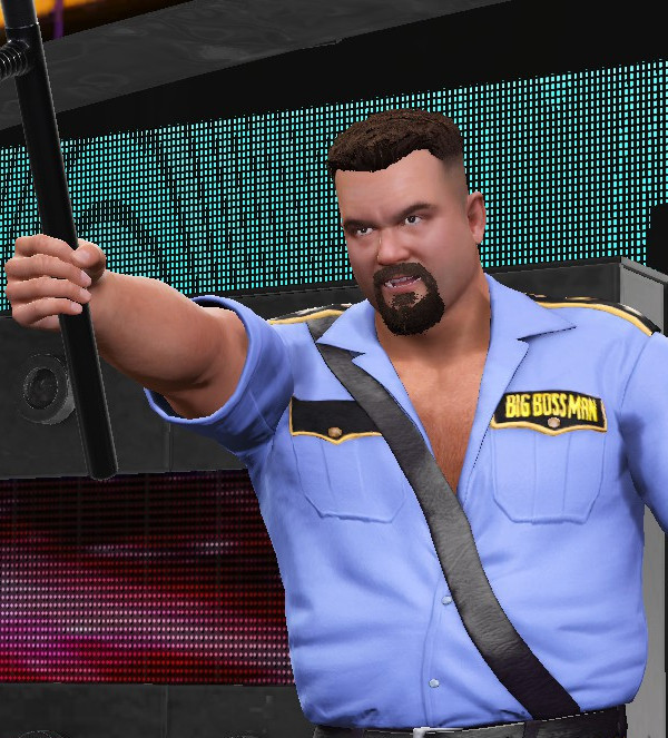 Big Boss Man Wrestlemania S Main Event Wiki Fandom