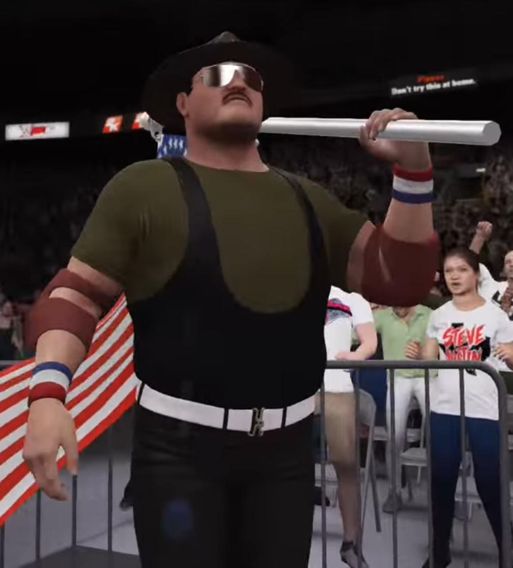 Sgt. Slaughter | WrestleMania's Main Event Wiki | FANDOM