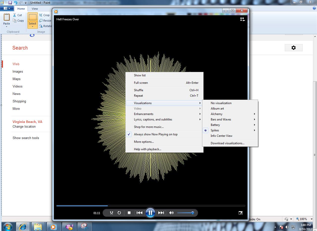 user blog imhotepballz spikes under wmp12 windows media playerWmpvis.dll #10