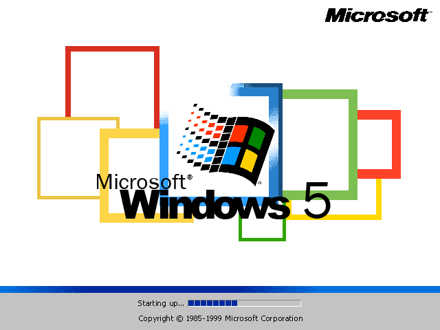 Windows 5 | Windows Never Released Wikia | FANDOM powered by Wikia
