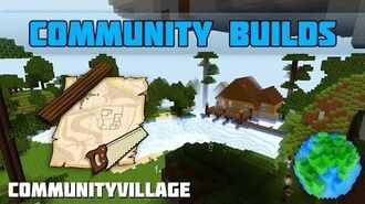 WoC Community Builds Online 2 - CommunityVillage Map
