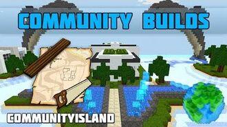 WoC Community Builds Online 3 - CommunityIsland Map