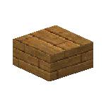 Wooden planks slabs