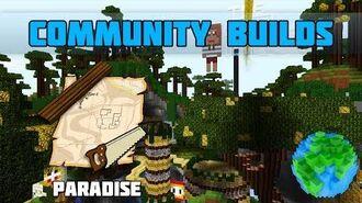 WoC Community Builds Online 4 - Paradise Map