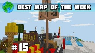 Best Map of The Week 15 - Town555!