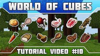 WoC Tutorials Food Overview (Part 3 Bread)