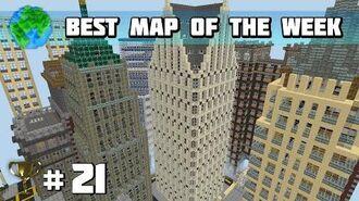 Best Map of The Week 21 - CenturyCity!