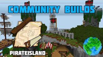WoC CommunityBuilds Online 7 - PirateIsland Map