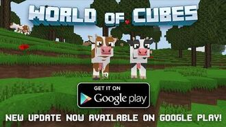 World of Cubes Promo Video 2 to v2.5