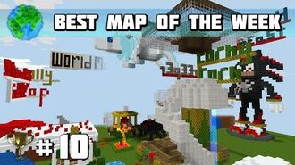 Best Map of The Week 10 - FunMazeWorld!