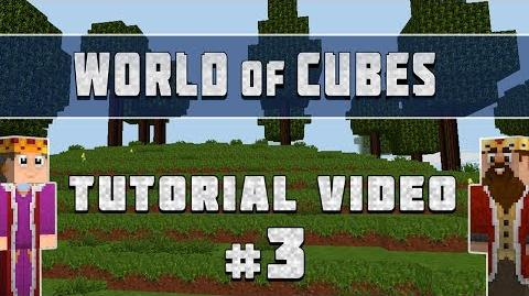 WoC Tutorials How to Craft Iron Armor in Survival Mode