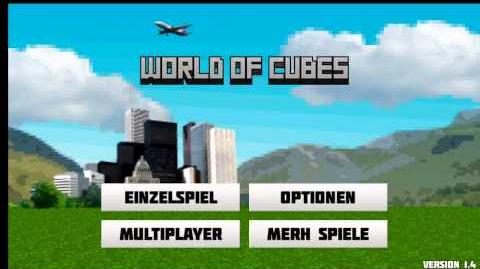 World of Cubes Review iPhone HD+ German