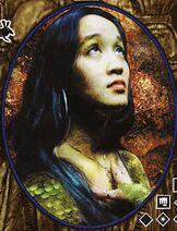 Nefertiti portrait