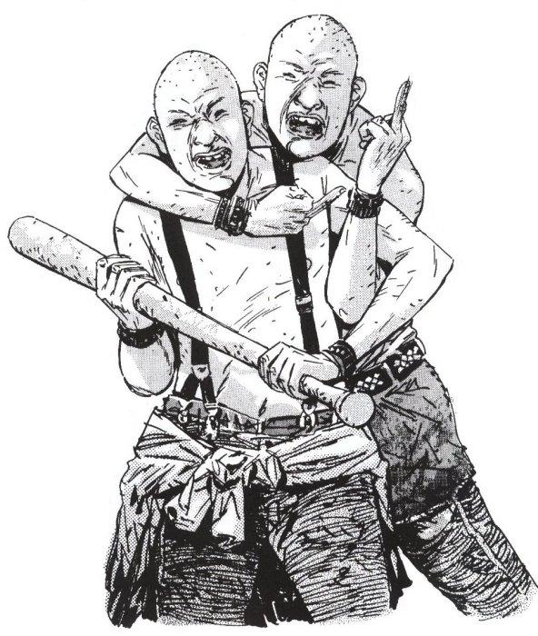 Путь Аса Вики: Кровавые Братья