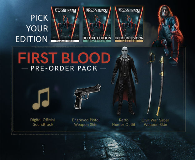 New firstblood package