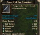 Sword of the Ancestors