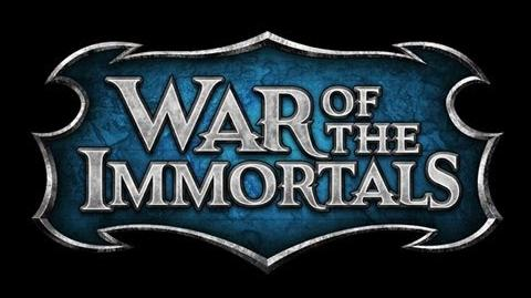 War of the Immortals Closed Beta Launch Trailer