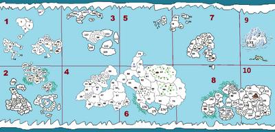 WP mapa