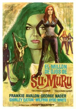 Million eyes of su muru poster 02