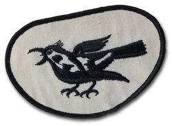 Thrush uniform patch