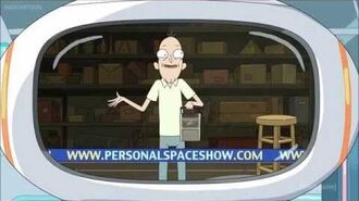 Rick and Morty - Personal Space