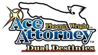 Florent L'Belle ~ Je Suis L'Belle - Phoenix Wright Ace Attorney Dual Destinies Music Extended
