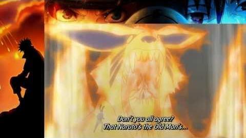 Naruto Bijuu Mode and Kurama vs. the Tailed Beasts (Jinchuriki) Full Fight (English Sub) 1080p