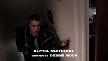 Alpha Material