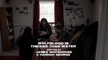 Wolfblood Is Thicker Than Water