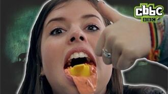 CBBC Wolfblood Maddy's Fangs