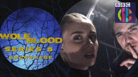 Wolfblood Series 5 A Day in the Life CBBC-0