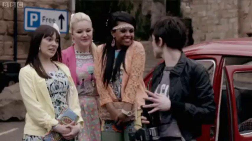 Wolfblood Series 1 Episode 12 Caged