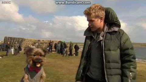 CBBC Behind the scenes of Wolfblood (Only Maddy and Rydian)