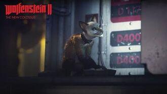 Wolfenstein II The New Colossus – Tráiler de presentación del E3 2017