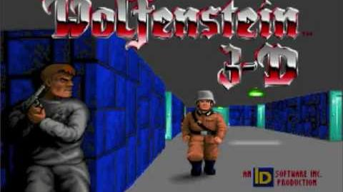 Wolfenstein 3d Music - Main Menu
