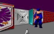 Shot Keydoor