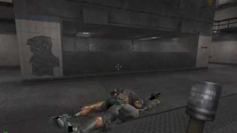 Return To Castle Wolfenstein - Super Soldier (2nd boss fight)