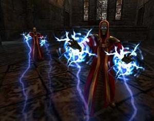 Occult Priests