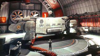 Nazi Space Shuttle-0