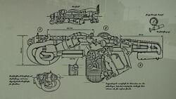 Wolfenstein 2 The New Colossus weapons Dieselkraftwerk